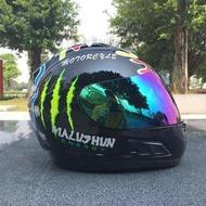 鬼爪 Monster 可樂帽 cirus 賽車安全帽/摩托車安全帽/安全帽 雙鏡 SOL ARIA 現貨+預購