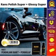 TERLARIS ! Poles Super Plus Pengkilap Super - MEnghilangkan Bekas Gores pada Motor / Mobil  - Magic Polisher - Pengkilap Bodi Kendaraan