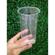 🚚現貨🚚 500cc $80透明杯 平面杯 飲料杯 透明 蓋 塑膠杯 免洗杯 外帶杯 飲料杯 手搖杯 果汁杯 Y杯