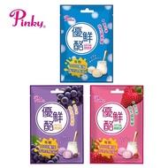 【Pinky】優鮮酪益生菌軟糖_量販包(原味 / 葡萄 / 草莓)