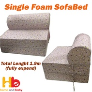 Single Foam Sofa Bed