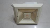 順光排風扇(側排)AC110V