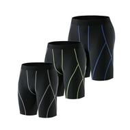 กางเกงรัดกล้ามเนื้อ ขาสั้น กางเกงออกกำลังกาย ยี่ห้อ Cool Max
