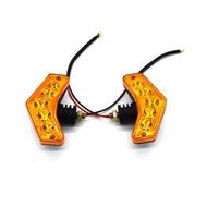 電動 二 . 三輪車  箭頭LED高亮 轉向燈 方向燈 12V 60V 電動車配件(190元)