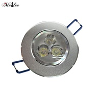 Mellee Downlight 3W/5W/7W LED Recessed Ceiling Downlight Spotlight Wall Background Decor Light