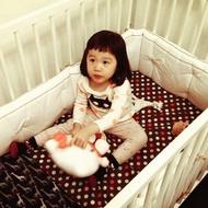 【麗兒采家】Lori's 優質長版超厚嬰兒床圍
