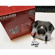 汽材小舖 GMB ALTIS 01-07  後輪軸承 軸承 含哈呋 無ABS 有abs