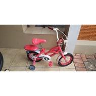 Dijual Sepeda Anak Perempuan Wimcycle Bekas Limited