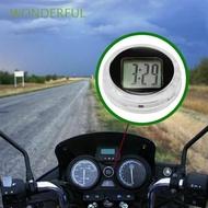 自動顯示時間迷你防水摩托車時鐘