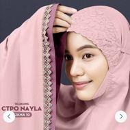Telekung Siti Khadijah - Free Woven Bag Material cotton