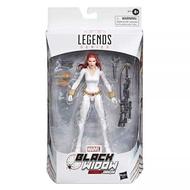 3月預購! Hasbro 漫威 Marvel Legends 6吋 黑寡婦北極白裝