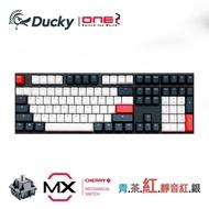 【Ducky】One2 Tuxedo 燕尾服二色 機械式鍵盤 紅軸 中文 PBT