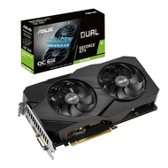 ASUS Dual GeForce GTX 1660 SUPER OC 6GB 顯示卡