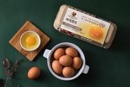 桂園自然生態農場 嚴選土雞蛋 10顆/盒