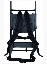 【H.Y SPORT】RHINO 犀牛 659-1 中型鋁架+背負系統/挑夫中型背架 鋁架背