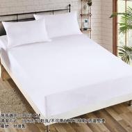仙朵拉銀離子抗菌防水單人床包保潔墊