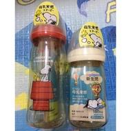 現貨 日本 限定版 貝親 寬口奶瓶 PPSU 史努比