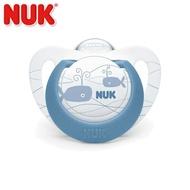 正規品 NUK(ヌーク) [おしゃぶり・ジーニアス 2.0 カラー クジラ] (キャップ付) シリコーン [あす楽対応] おしゃぶり ヌーク nuk