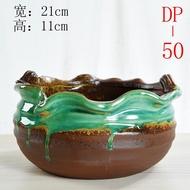 Pmin 3 Tang Areaกระถางดอกไม้สำหรับปลูกไม้อวบน้ำกระถางต้นไม้เซรามิกClearance