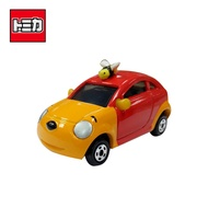 【日本正版】TOMICA DMA-02 夢幻 維尼 小車 10周年 小熊維尼 Disney Motors 多美小汽車 - 129547