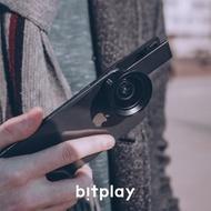 bitplay ALLCLIP Mini 通用機身鏡頭夾+人氣HD高階廣角_附贈小巧攜帶盒