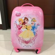 迪士尼16吋兒童行李箱.登機箱