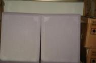 二手 喇叭 EMERSON surround 01 單支 長寬高 15X13X20 公分 1.27公斤 最大輸入100W