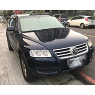 福斯休旅車 TOUAREG 3.2自售