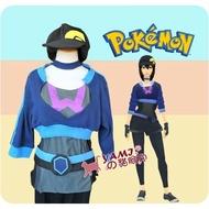 訂製【貓腳印】《Pokemon寶可夢》訓練家|女生|Cosplay Cos