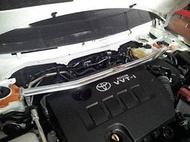 (逸軒自動車)2008~2015 ALTIS SUMMIT引擎室拉桿 結構桿 拉桿 強化連桿WISH RAV4 VIOS