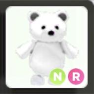 Nr Polarbear! (ADOPTME/ROBLOX) ; gcash only
