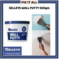 Selleys Wall Putty Filler 500gm for Wall Crack