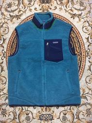patagonia (15's) retro x vest size:L