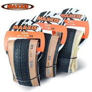 MAXXIS DTH 26*2.3  Retro  Bicycle Tire 26*2.15/2.3 MTB Street Bike Tires Fixed Gear Ultralight Cycling DTH Folding