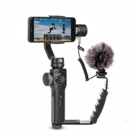Zhiyun Smooth 4 สมาร์ทโฟน 3 แกนแกน gimbal stabilizer วิดีโอ steadicam สำหรับ iphone/Android กล้อง