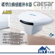 凱撒衛浴 A650 碟型自動感應沖水器 -《HY生活館》水電材料專賣店
