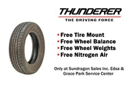 Thunderer 185/65 R15 88H Mach1 R201 Tire