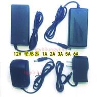 110v-220v轉12V 1A 2A 3A 5A 6A變壓器 全電壓轉12V開關電源適配器 直流穩壓器