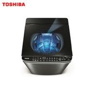 TOSHIBA 東芝 AW-DMUH17WAG  洗衣機 17kg 直立式 SDD超變頻直驅馬達 勁 靜 淨