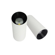 Surface Mounted Cylindrical LED COB Downlight Gold Reflector 7W 10W 15W LED Ceiling Bulbs Lamp Spot Light LED Downlight