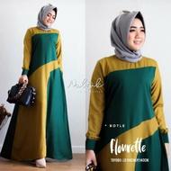 gamis terbaru 2020 modern / Flourette / gamis terbaru 2020 modern remaja / gamis remaja modern / baju gamis wanita terbaru 2020 / gamis murah bagus / baju gamis wanita terbaru 2020 kekinian / baju pesta wanita muslimah modern / gamis pesta mewah elegan