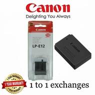 Canon LP-E12 original battery for Canon EOS M / EOS100D