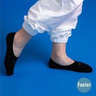 【Footer除臭襪】女款簡約時代隱形襪-女款(Q88M-五色任選)