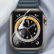 หน้าจอป้องกันฟิล์มสำหรับAppleนาฬิกาSE Series 6 44มม.40มม.การดูดซับป้องกันหน้าจอสำหรับApplewatch 5 4 IWatch Acccessories