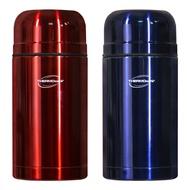 THERMOS膳魔師 凱菲304不鏽鋼悶燒罐/保溫壺1000ML【GF1000】(MF0428)