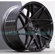全新鋁圈 ASGA ARF03 19吋鋁圈 5孔108 5孔112 5孔114.3 5孔120 石墨灰 旋壓鋁圈 完工價