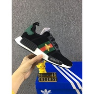 adidas nmd r1 x gucci run joint bee embroidery sneakers couple shoes