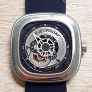 二手 SEVENFRIDAY P1 自動機械錶