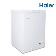 HAIER   ตู้แช่แข็งฝาทึบ 3.7 คิว รุ่น HCF-108C