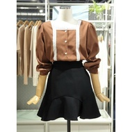 ★30% OFF★/K-FASHION/[Buru %26 Judy] Sophie blouse (P1LJ1BL001)/AUTHENTIC